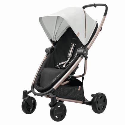 Quinny品牌輕便推車Zapp Flex Plus運動奢華版-Rachel Zoe系列 -  * The Quinny Buggy Zapp Flex Plus is part of the latest Zapp types' luxurious edition. Without having lost any of its flexibility standards this buggy now provides much more comfort for you and your little one.