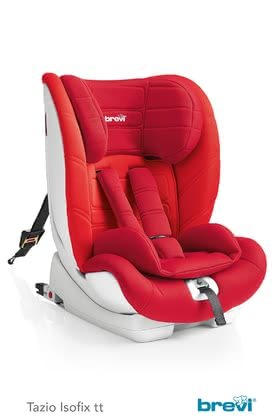 Brevi Child Car Seat Tazio Isofix tt