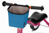 PUKY車把掛包LT3 -  * The small handlebar bag LT3 by PUKY offers enough space to store some snacks and your little one's favourite cuddly toy. It is suitable for PUKY's PUKYLINO, WUTSCH and FITSCH, and can also be worn as a belt bag.