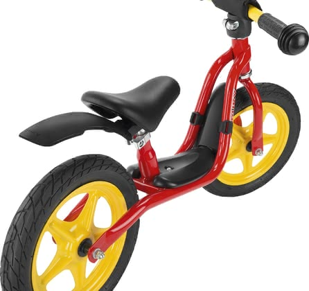 PUKY平衡車擋泥板套裝LS -  * Attaching the two PUKY mudguards to your little one's balance bike is perfect for reducing stains or dirt on your child's clothes because they prevent wet, dirt and mud from splashing upwards.