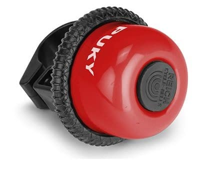 PUKY旋轉車鈴G20 -  * This PUKY bell comes in a bright signal colour and is suitable for learner bikes and scooters with a handlebar that features a diameter of 20 mm.
