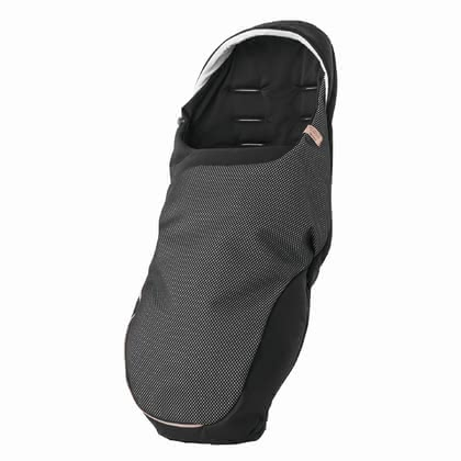 Quinny Footmuff Luxe – Rachel Zoe Collection -  * The Quinny footmuff Luxe Sport from the Rachel Zoe Collection is perfect for keeping your child snug and warm when being out and about on cold days.