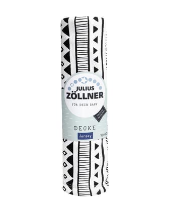 Zöllner Jersey薄毯 -  * Zöllner's padded blanket made of 100% cotton jersey accompanies your child from birth up to his toddler years.