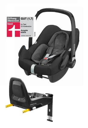 Maxi-Cosi Infant Car Seat Rock including FamilyFix One i-Size