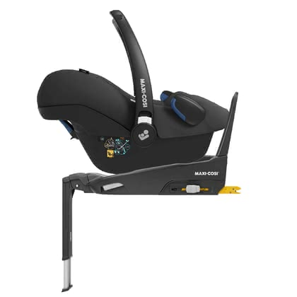 Maxi-Cosi 嬰兒提籃 Rock 包含 FamilyFix2底座 -  * The Maxi-Cosi infant car seat Rock including FamilyFix2 meets the latest safety standards and complies with the current i-Size norm.