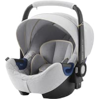 Britax Römer寶得適Baby Safe 2城市太空艙二代 i-Size嬰兒提籃--特別定製版Nordic Grey -  * The infant car seat Baby Safe 2 i-Size by Britax Römer offers plenty of space to grow and provides a flat recline position.