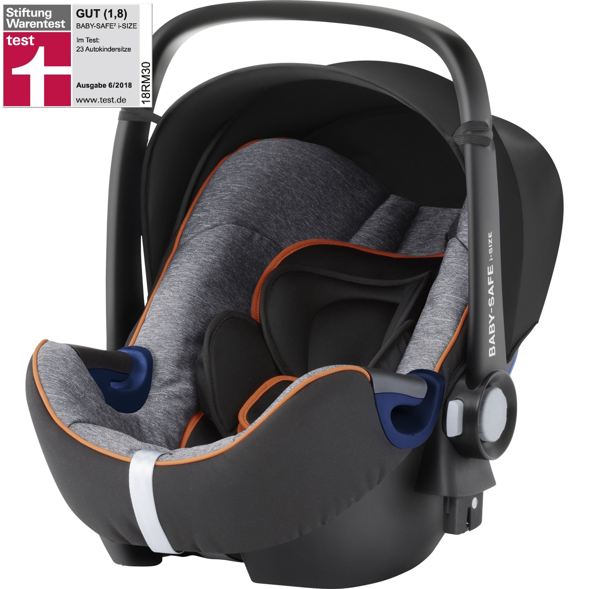 britax r mer infant car seat baby safe 2 i size 2018 black. Black Bedroom Furniture Sets. Home Design Ideas