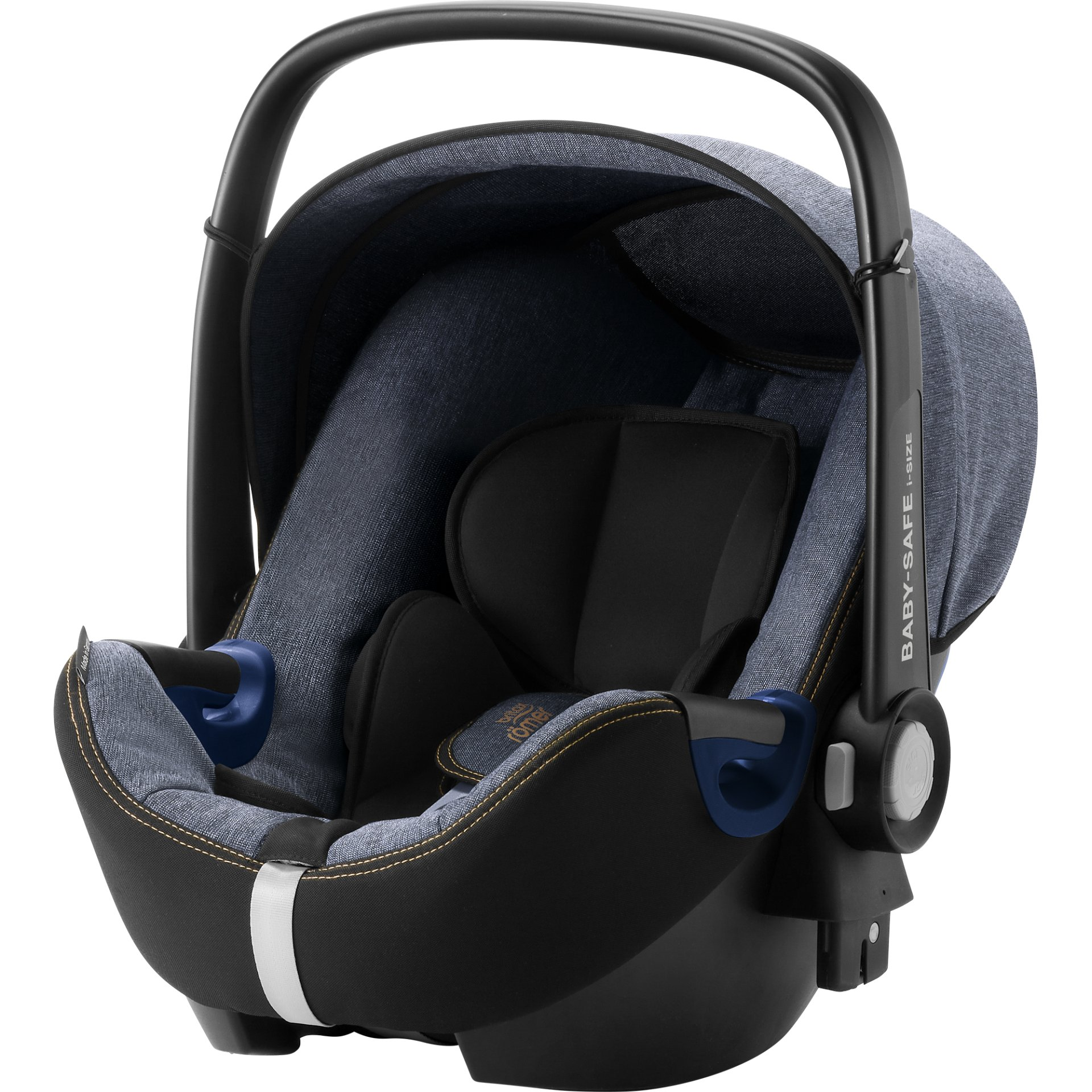 britax r mer infant car seat baby safe 2 i size 2018 blue. Black Bedroom Furniture Sets. Home Design Ideas