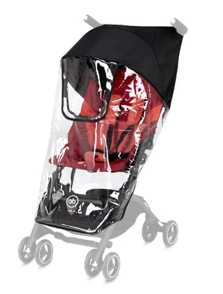 gb by Cybex雨罩適用於Pockit推車 -  * The perfect and precisely fitting rain cover for your Cybex buggy Pockit protects your little adventurer from wind and rain.
