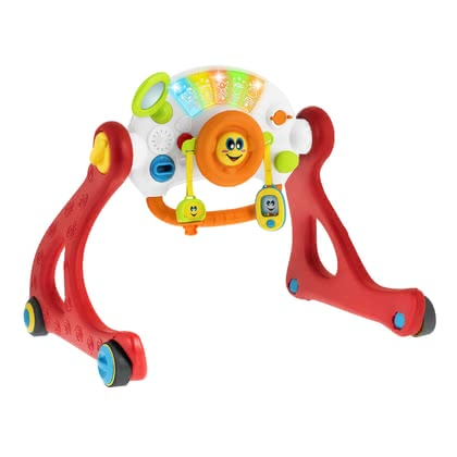 Chicco成長型玩具可滑行四合一 -  * The Chicco Grow and Walk Gym combines four different toys and thus provides optimum entertainment in every stage of your child's development.