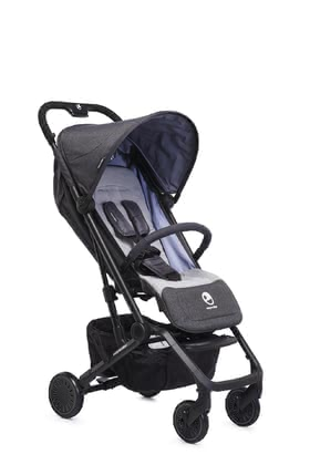 Easywalker Buggy XS 輕便推車 -  * The new MINI Buggy XS by Easywalker combines low weight and a small folded size with a great design featuring elegant colours and premium fabrics.