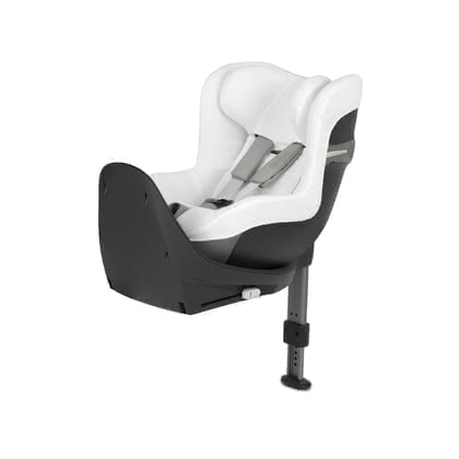 Cybex Summer Cover for Child Car Seat Sirona S i-Size -  * The Cybex summer cover is the perfect solution in hot weather. It is suitable for the child safety seat Sirona S i-Size and prevents your little one from breaking a sweat too quickly.