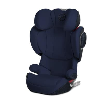 Cybex 鉑金系列 Solution Z-FIX 兒童汽車安全座椅 -  * The new Cybex Platinum Child Car Seat Solution Z-Fix features a 12-stage height and width adjustment and grows with your child between the ages of three and twelve years.