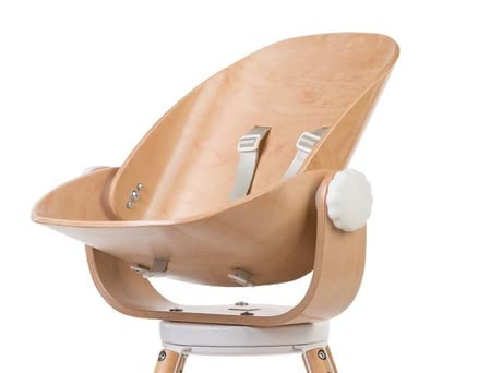 Childhome Evolu 餐椅配件-新生兒座椅 -  * Be ready and use your highchair Evolu right from the very first day of your child's life! The newborn seat which is perfectly suitable for the Childhome highchair Evolu provides your newborn baby with a cosy spot for ultimate well-being.