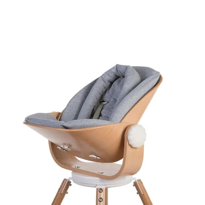 Childhome Evolu餐椅座椅內墊Jersey -  * Perfect seating comfort – Childhome's seat cushions and seat inserts provide your little one with a soft seat pad for maximum well-being.