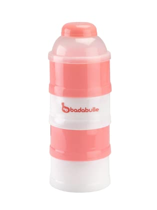 Badabulle Milk Powder Scoop -  * This colourful milk powder scoop by Badabulle helps active parents make their everyday life with a baby a lot easier. With this convenient kitchen aid, you can scoop your baby's milk powder for at home or on the go in a simple, quick and hygienic way.