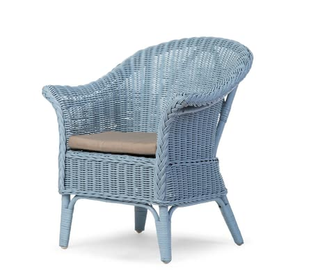 Childhome Wicker Chair Mimo -  * The adorable wicker chair Mimo by Childhome adds some oomph to your little one's nursery in no time at all.