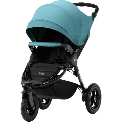 Britax 兒童推車 B-MOTION 3 Plus,含晴雨兩用罩 Canopy Pack -  * The Canopy Pack included in this set makes your Britax Römer B-Motion 3 Plus complete. You can choose your favourite design from many trendy and modern colours or else from three Denim colours.