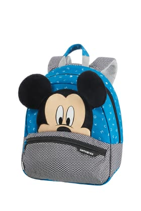 Samsonite Disney Mickey Letters Backpack S -  * This super cute Samsonite backpack from the Disney Ultimate 2.0 collection is perfect for transporting your little pre-schooler's most favourite things.