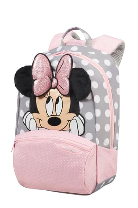 Samsonite新秀麗Disney迪斯尼米妮背包S+號 -  * This super cute Samsonite backpack S+ is perfect for transporting your little pre-schooler's most favourite things.