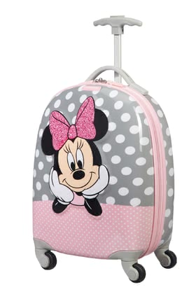 Samsonite新秀麗Disney迪斯尼米妮4輪行李箱 -  * This adorable spinner from the Disney Ultimate 2.0 collection is the perfect item for accompanying your child on weekend trips or when spending the night at the grandparents.