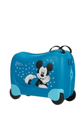 Dreamrider by Samsonite Disney新秀麗迪士尼款兒童旅行箱可騎可坐 -  * The bright coloured kids' suitcase Dreamrider by Samsonite will turn every trip into an exciting and fun adventure for your little one. This brand-new collection features Minnie Mouse, Mickey Mouse and Cars motifs that will delight all little Disney fans out there immediately.