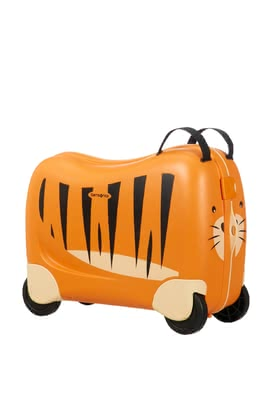 Samsonite 兒童騎乘旅行箱 兒童旅行箱 - ✓ robust kids' spinner ✓ can be used as a ride-on toy ✓ for children from 3 - 8 years ✓ volume: 28 litres ✓ 4 smooth-running wheels ✓ practical strap