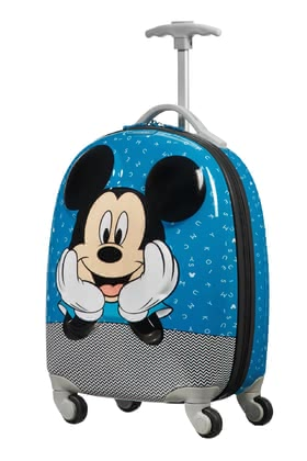 Samsonite新秀麗Disney迪斯尼米奇4輪行李箱 -  * This adorable spinner from the Disney Ultimate 2.0 collection is the perfect item for accompanying your child on weekend trips or when spending the night at the grandparents.