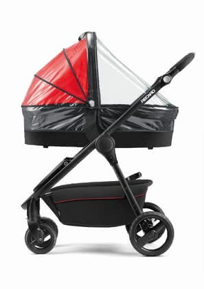 Recaro Rain Cover for Recaro Carrycot Citylife -  * The Recaro rain cover is suitable for the Recaro carrycot Citylife and perfect for protecting your little one in whatever weather.