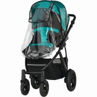 Britax Römer寶得適兒童推車Smile 2雨罩 -  * The Britax Römer rain cover for the Smile 2 is perfect for protecting your little one against rain, snow and wind.