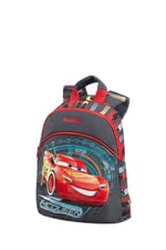 American Tourister by Samsonite Disney Cars 3 Backpack S - * Perfect for all little adventurers – the backpack Cars 3 stands out as the perfect companion for all exciting activities your tiny Cars fan has planned.