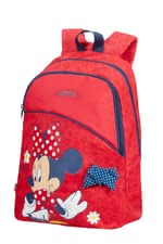 American Tourister by Samsonite Kids' Backpack S+ Minnie Bow - * The super cute kids' backpack Minnie Bow will make your little girl's heart beat faster