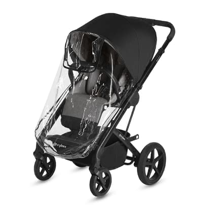 Cybex賽百斯雨罩適用於Balios S推車 -  * The Cybex rain cover protects your little one in whatever the weather and stands out as a stylish accessory for your buggy.