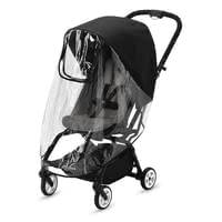 Cybex賽百斯雨罩適用於Eezy推車 -  * The Cybex rain cover protects your little one in whatever the weather and stands out as a stylish accessory for your buggy.