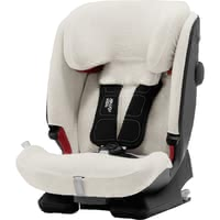 Britax Römer寶得適夏季椅套適用於兒童安全座椅ADVANSAFIX IV -  * The Britax Römer summer cover is an absolute must-have accessory in warm weather. The soft and fluffy cover is particularly heat-absorbing and prevents your little passenger from breaking a sweat.