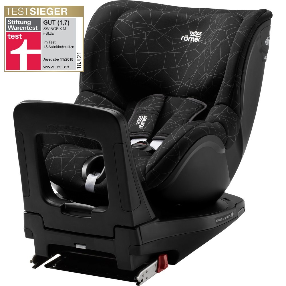 britax r mer kindersitz swingfix m i size 2019 crystal. Black Bedroom Furniture Sets. Home Design Ideas
