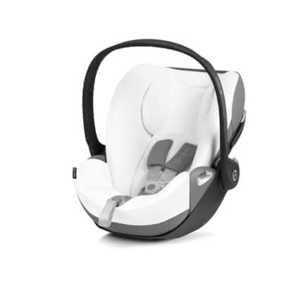 Cybex 賽佰斯夏季椅套適用於Cloud Z -  * The Cybex summer cover is perfectly suitable in warm weather. It matches ideally with the infant car seat Cloud Z i-Size and prevents your little one from breaking a sweat too quickly.