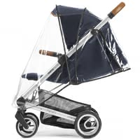 Mutsy防雨罩適用於Nexo輕便推車 -  * The Mutsy rain cover is a custom-fit accessory for your buggy Nexo and protects your little one against rain, wind and snow – an indispensable companion.