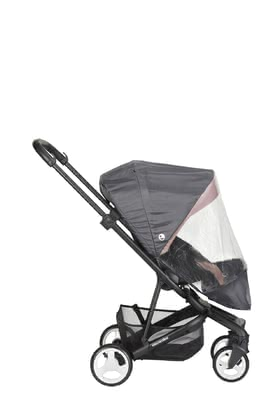 Easywalker 防雨罩 適用於推車Charley -  * The rain cover for buggy Charley protects your child in wind and rain.