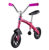 Micro 米高 平衡車 G-Bike Chopper Deluxe -  * Exploring the world on two wheels is fun! Does your child at the age of 2 years wish to have his/ her very own vehicle? Then the ultralight G-Bike Chopper Deluxe by Micro is the perfect choice.