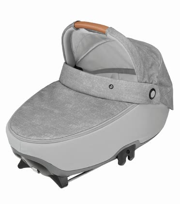 Maxi-Cosi邁可適可車載式嬰兒睡籃Jade -  * Maxi-Cosi's Jade is the first R129 approved carrycot for sleeping and traveling. With its flat recline position, traveling in the car is even safer and more comfortable for your baby.