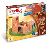德國teifoc拼裝房子-貝多芬別墅三合一 -  * You and Your child will experience a lot of fun and many exciting adventures with teifoc's great brick building set.