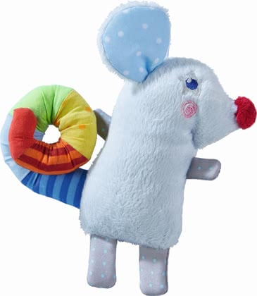 Haba 哈巴 懸掛玩具 -  * Haba's toy pendant is going to be your child's new cuddly companion for every day – whether that be on the infant car seat or on the cot at home.