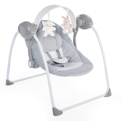 Chicco嬰兒鞦韆Relax&Play -  * The new baby swing Relax & Play by Chicco provides your little sunshine with a cosy place to relax.