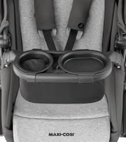 Maxi-Cosi 邁可適 推車桌板 適用於兒童推車 Lila -  * The Maxi-Cosi kids' tray is the ideal complement to your stroller Lila and supports your child in learning to be more independent.