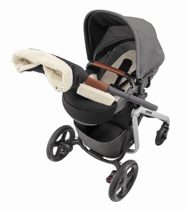 Maxi-Cosi 邁可適 冬季套裝,適用於兒童推車 Lila -  * For the cold season, this Winter Set stands out as an ideal warming addition to your Maxi-Cosi stroller Lila. The three-piece set keeps children and parents warm and cosy.