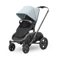 Quinny Hubb兒童推車 - , * The Quinny stroller Hubb adapts to your life circumstances with flexibility and perfect ease. Whether as a robust single stroller, XXL shopping stroller or double stroller – with the Hubb you are ready for any spontaneous adventure.