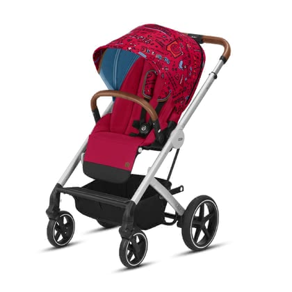 CYBEX Gold Values for Life系列兒童推車Balios S Love_red 2019 - 大圖像
