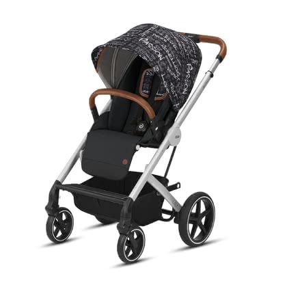 CYBEX Gold Values for Life系列兒童推車Balios S Strength_dark grey 2019 - 大圖像