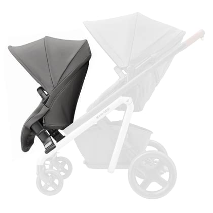 Maxi-Cosi 邁可適 雙件套裝 適用於兒童推車 Lila -  * You are already proud owner of Maxi-Cosi's stroller Lila and are now expecting a new baby? Then the Maxi-Cosi Duo Kit turns your Lila into the perfect double stroller.